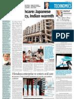 Sakra World Hospital-In News