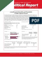 AEI Political Report, March 2013