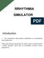 70752570 Arrythmia Simulator