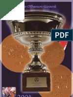 calendrier 2004