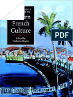 Modern French Culture