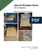 Desidratador Manual Secador Osb1 10
