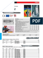 Ancore Chimice Mecanice Pentru Sarcinimari