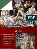 Venus y Marte de Pepa Piernas