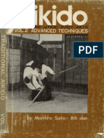 M.saito-Traditional Aikido Vol.2-Advanced Techniques