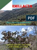 "AREA DE CONSERVACION REGIONAL ""HUARMILLACTA"""
