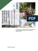 Sistematización de Hechos de agresión a la comunidad de Lesbianas, Gays, Bisexuales y Trans de El Salvador (2009)