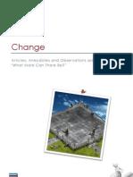 Change Blogbook