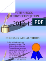 PPT for Write a Book