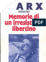 (E Book).Groucho.marx. .Memorie.di.Un.irresistibile.libertino.[EWScan].by.misterNo