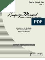 Libro de Lenguaje Musical - Nestor Crespo
