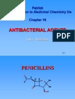 16a. Penicilinas