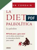 Loren Cordain La Dieta Paleolitica