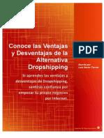 Conoce Las Ventajas y Desventajas de La Alternativa Dropshipping