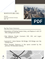 Case Study Presentation- Bostons Big DIg