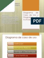 Diagrama de Caso de Uso y Diagrama De