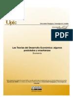 Fundamentos Sobre Teorias Del Desarrollo Economico