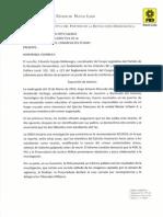 Punto de Acuerdo - Estudiantes ITESM