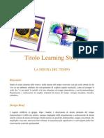 Learning Story - La Misura Del Tempo - Isa Marongiu