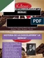 HISTORIA DE LA CHOCOLATERÍA