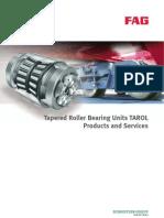 FAG TPI 155 TAROL Product Services de En