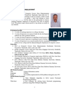 assistant professor resume qaiser updated resume resume for