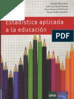 Libro Estadística aplicada a la educacion01-25