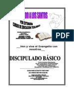 Discipulado Basico, Hojas Normales, Mayo 2007[1]