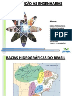 Bacias Hidrograficas Brasil
