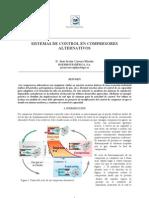 Control de Compresores Alternativos