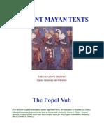 Ancient Mayan Texts