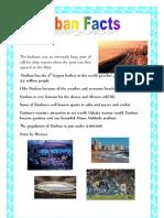 Durban Facts