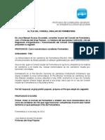 Canvi Nomenclatura Carreteres Formentera