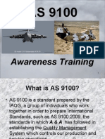 AS 9100 Awarness.ppt