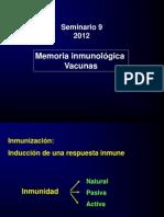Clase de Inmunologia Para Vacunacion