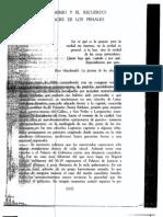 El Exterminio y El Recuerdo La Masacre de Los Penales 1986