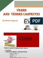 Presentation Verb Tenses