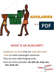 Auxiliaries