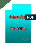 Destinos de pulsión y teoría de la libido. Agosto,l 2010
