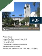 L.A. Union Station Master Plan