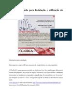 Manual de ajuda para instalação e utilização do DimPerfil