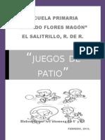 Instructivos De Juegos De Patio Tradicionales De Mexico