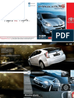 Catalogo Prius 3 g 2012