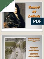 Tema 49 Leibniz