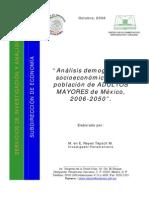 Adultos Mayores en Mexico