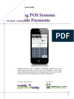 DevStudios G Integrating Mobile POS Systems to Launch