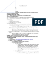 Interview Activity- Lesson Plan