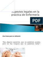 aspectoslegalesenlapracticadeenfermera-111221222017-phpapp02.ppt