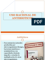 Uso y Abuso de Los Antibioticos