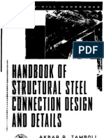 Handbook of Structural Steel Connection Design & Details(Akbar R. Tamboli)